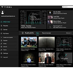 Test: Tidal streaming muziekdienst